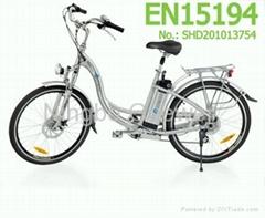 Grand 26 EN15194 electric bicycles