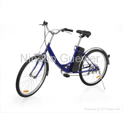 Rose electric assisted bicycles 1
