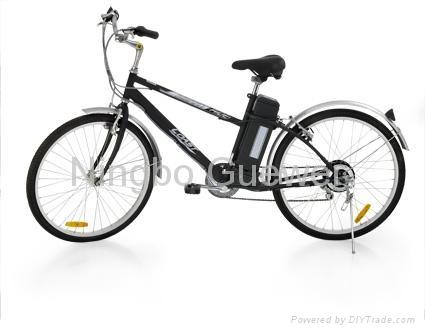 Jack electric bikes 1
