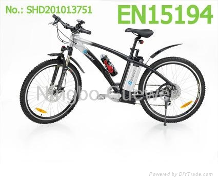 Cross 1 EN15194 electric mountain bicycles 1