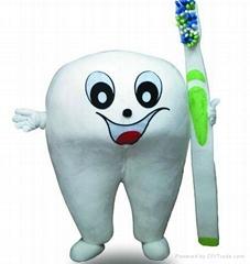 道具服装牙齿