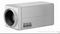High-definition Box zoom camera