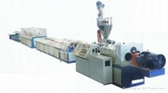 pvc木塑板材生产线