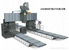 大型機械床身光機加工