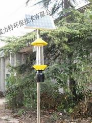 JBT-DJMC-006久保田牌智能防盜頻振式太陽能殺虫燈