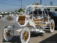 灰姑娘马车