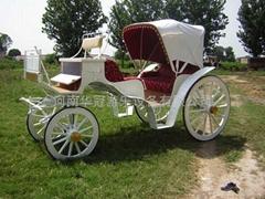 维多利亚马车