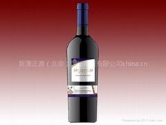 澳洲進口寶瑪灣美樂干紅葡萄酒