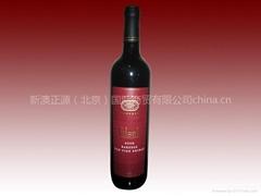 澳洲進口菲爾賽舍拉子干紅葡萄酒