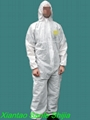 Disposable coverall 2