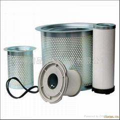阿特拉斯空壓機油氣分離器