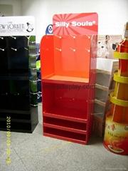 Cardboard Display, Paper Display Stand, Floor Display Stand, PDQ, Pallet Display