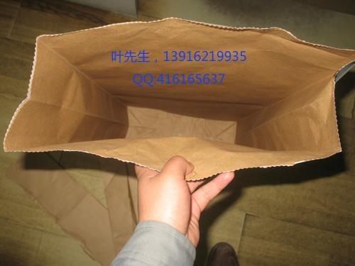 缝口糊底牛皮纸袋 1