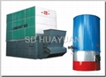 Organic heat transfer material heaters