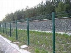 厂家直销中心隔离护栏网
