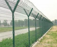 厂家直销治理区围栏