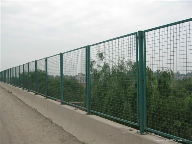 厂家直销围墙隔离防护网 1