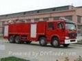 供应重汽前四后八水罐消防车