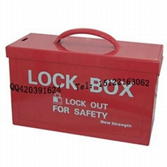 單孔鎖具箱