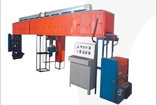 Kraft paper tape coating machine 1
