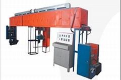 Kraft paper tape coating machine