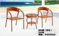 編藤桌椅 2