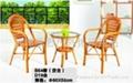 編藤桌椅 3