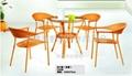 藤編桌椅 1