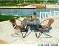板岩桌椅 1