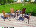 板岩桌椅 2
