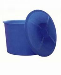 塑料圆锥形桶