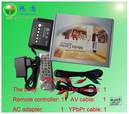 硬盘高清媒体播放器 5
