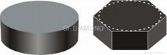 TSD Diamond Die Blanks for Wire Drawing