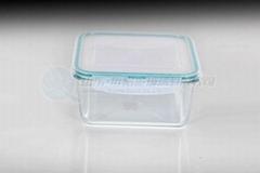 耐热玻璃保鲜盒