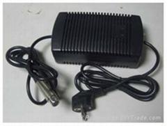 100W锂离子电池智能充电器