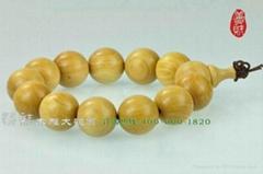 boxwood beaded bracelet
