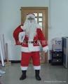 卡通人偶服装圣诞老人