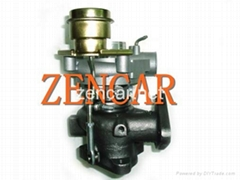 MITSUBISHI turbocharger TF035HM-12T 49135-03101