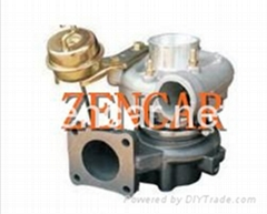 Toyota Turbocharger  CT26 17201-17010