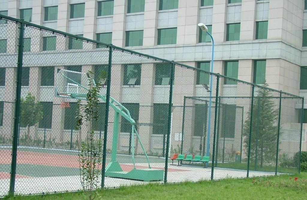 中国德泓DH-002体育场护栏 1