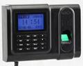 USB Disk fingerprint time recorder