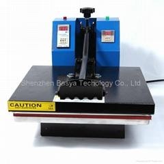 For T-shirt Flat Heat Press Machine