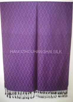 2011新款提花圍巾 1