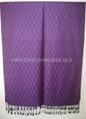 2011新款提花圍巾