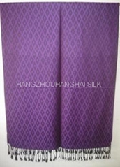 2011新款提花围巾