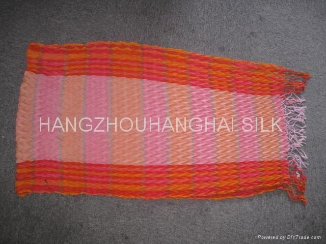 時尚女士新款圍巾 2