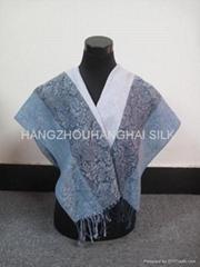 時尚精品女士圍巾