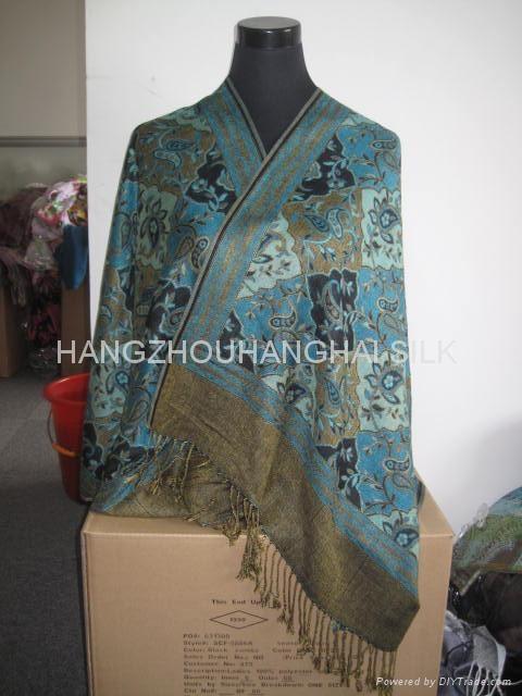 時尚精品圍巾 1