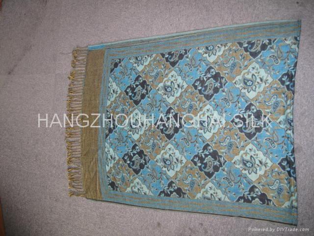 時尚精品圍巾 2