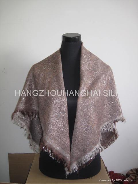時尚精品女士圍巾 1
